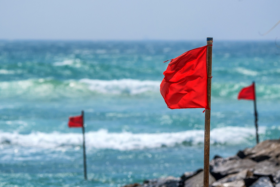 red flags that your seo