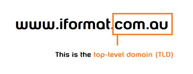 Domain TLD SEO